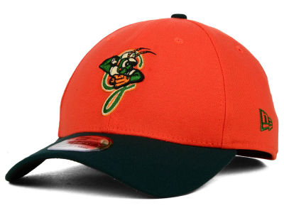 Greensboro Grasshoppers MiLB Classic 39THIRTY Cap Hats