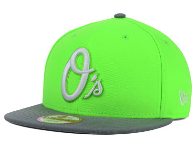 Baltimore Orioles MLB The Queens 9FIFTY Snapback Cap Hats