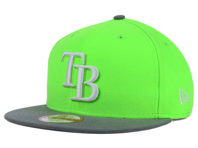 Tampa Bay Rays MLB The Queens 9FIFTY Snapback Cap Hats