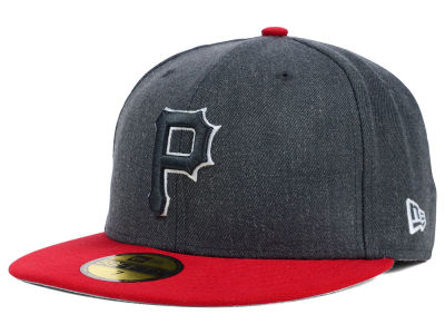 Pittsburgh Pirates MLB The Eaton 59FIFTY Cap Hats