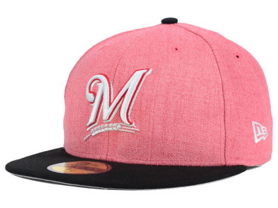 Milwaukee Brewers MLB The Eaton 59FIFTY Cap Hats