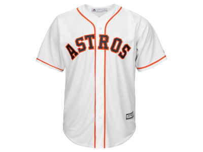 567f7e8e8 Houston Astros Majestic MLB Men s Blank Replica Cool Base Jersey
