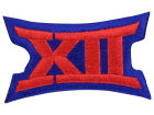 Kansas Jayhawks Big 12 Conference Patch Apparel & Accessories