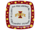 Iowa State Cyclones Square Plate Gameday & Tailgate