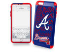 Atlanta Braves Forever Collectibles iphone 6 Plus Dual Hybrid Case Cellphone Accessories