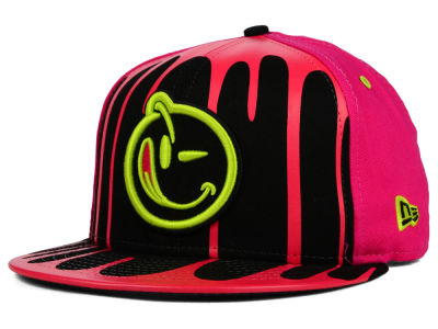 YUMS Black Tag Drenched 9FIFTY Snapback Cap Hats