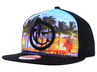YUMS South Beach 9FIFTY Snapback Cap Hats