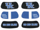Kentucky Wildcats 3-pack Eyeblack Stickers Apparel & Accessories