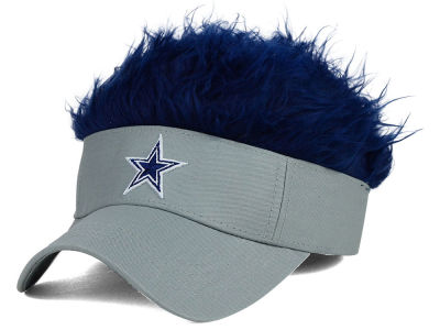 Dallas Cowboys Flair Hair Visor Lids Com