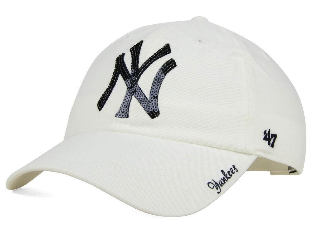 ed653b45e1fbd New York Yankees  47 MLB Dazzler  47 Clean Up Cap 70%OFF ...