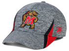 Maryland Terrapins Top of the World NCAA HOTD M-Fit Cap Stretch Fitted Hats