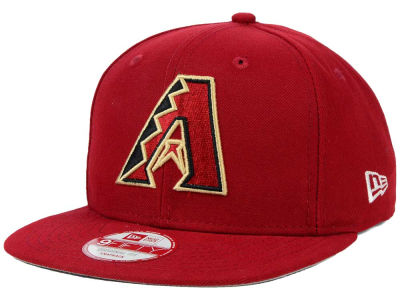 Arizona Diamondbacks MLB Champ Collection 9FIFTY Snapback Cap Hats