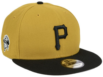 Pittsburgh Pirates MLB 2 Tone Link 9FIFTY Snapback Cap Hats