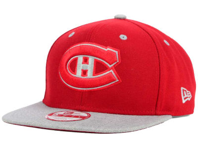 Montreal Canadiens New Era Nhl Team Color Pop Heather