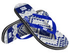 Indianapolis Colts Forever Collectibles Women's Aztec Flip Flops Apparel & Accessories