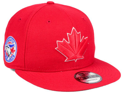 Toronto Blue Jays MLB 2 Tone Link 9FIFTY Snapback Cap Hats
