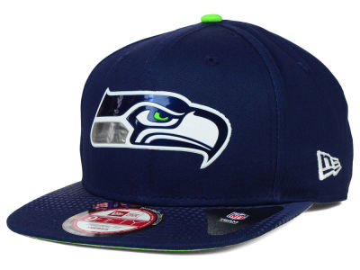 Seattle Seahawks 2015 NFL Draft 9FIFTY Original Fit Snapback Cap Hats