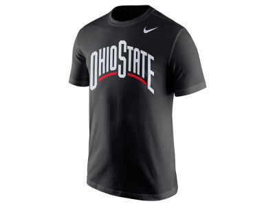 Nike NCAA Men's Cotton Wordmark T-Shirt