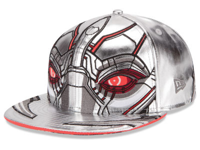 Marvel Ultron Character Face 2015 59FIFTY Cap Hats