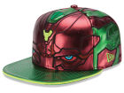 Marvel Vision Character Face 2015 59FIFTY Cap Fitted Hats