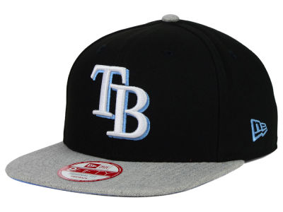 Tampa Bay Rays MLB Logo Refresh 9FIFTY Snapback Cap Hats