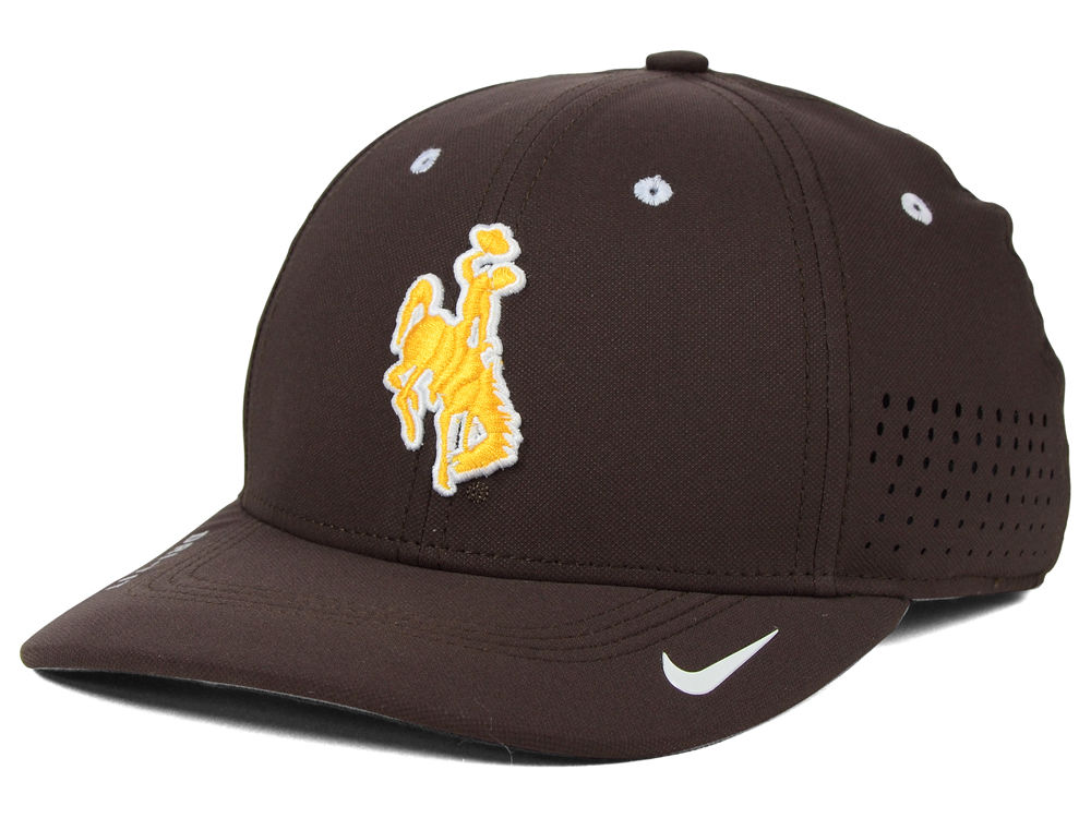 caf678c66 Wyoming Cowboys NCAA Sideline Cap lovely  http://lf.lids.com/hwl?set=sku[20729895],c[2],w[400],h[300]&call=url[file:product]