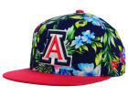 Arizona Wildcats Top of the World NCAA Waverunner Snapback Hat Adjustable Hats