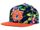 Auburn Tigers Top of the World NCAA Waverunner Snapback Hat Adjustable Hats