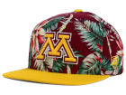 Minnesota Golden Gophers Top of the World NCAA Waverunner Snapback Hat Adjustable Hats