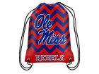 Ole Miss Rebels Forever Collectibles Women's Chevron Drawstring Backpack Luggage, Backpacks & Bags