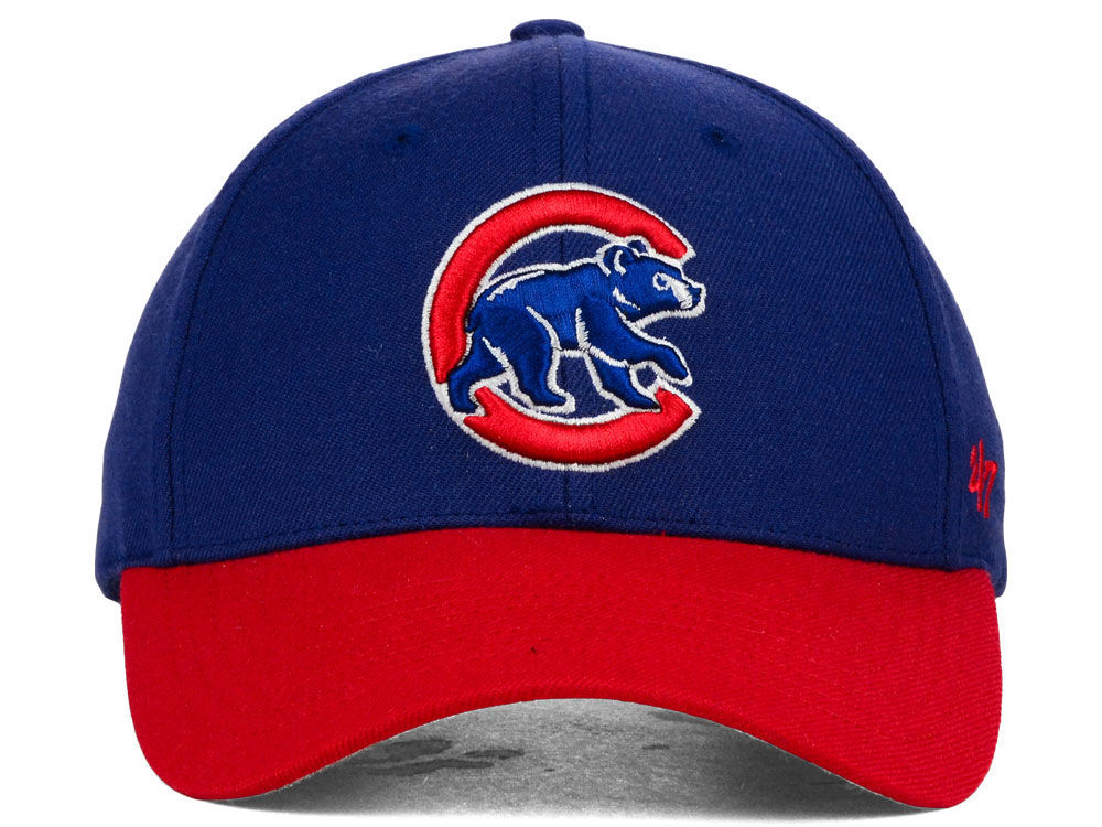 a2f585c4468 50%OFF Chicago Cubs  47 MLB  47 MVP Cap - the-well-house.com
