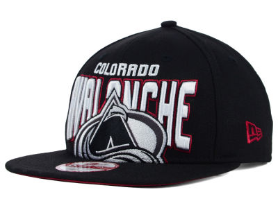 Colorado Avalanche NHL Bold Statement 9FIFTY Cap Hats