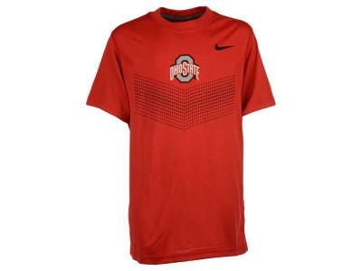 Nike NCAA Youth Dri-Fit Legend Logo T-Shirt