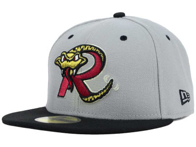 Wisconsin Timber Rattlers MiLB AC 59FIFTY Cap Hats