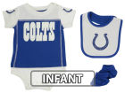 Indianapolis Colts Outerstuff NFL Infant Lil Jersey Creeper, Bib & Bootie Set Infant Apparel