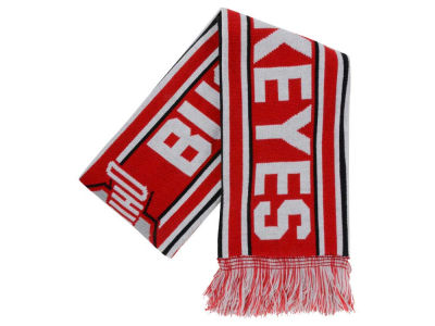 Team Beans Knit Scarf