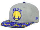 Golden State Warriors New Era NBA HWC Neon Mashup 9FIFTY Snapback Cap Adjustable Hats