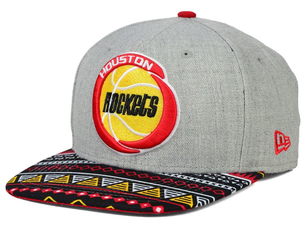 new concept 1f1ac 76638 85%OFF Houston Rockets New Era NBA HWC Neon Mashup 9FIFTY Snapback Cap