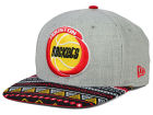 Houston Rockets New Era NBA HWC Neon Mashup 9FIFTY Snapback Cap Adjustable Hats