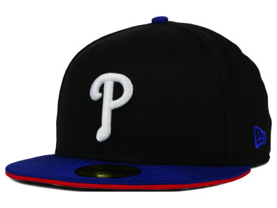 Philadelphia Phillies MLB Under Fitter 59FIFTY Cap Hats