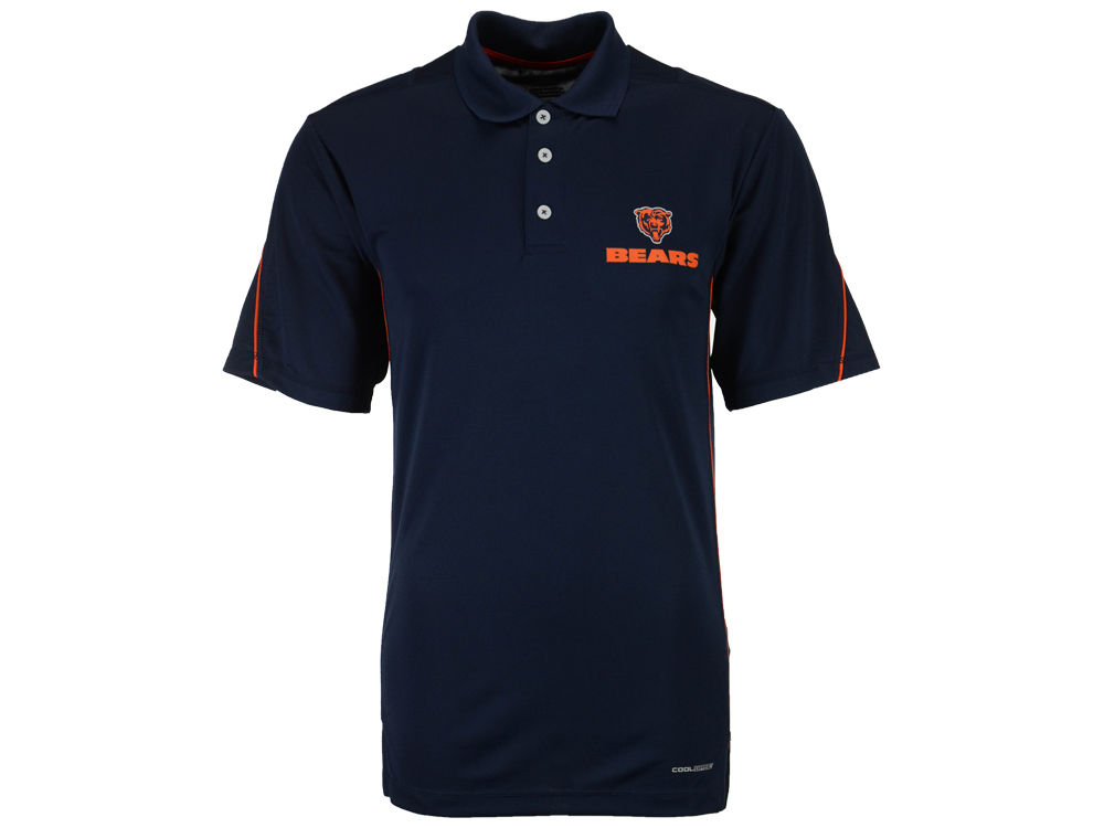 e470be67320 delicate Chicago Bears Majestic NFL Men's Field Classic Synthetic Polo XV  Shirt - wallypogs.com