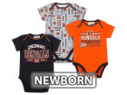 Cincinnati Bengals NFL Newborn 3pc Bodysuit Set Infant Apparel