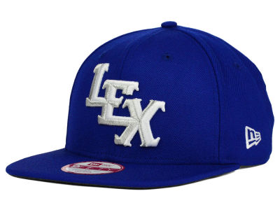 Lexington Legends MiLB TC 9FIFTY Snapback Cap Hats