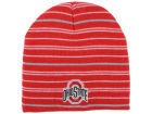 Ohio State Buckeyes J America NCAA Journeyman Beanie Knit Hats