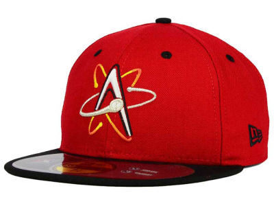 Albuquerque Isotopes MiLB AC 59FIFTY Cap Hats