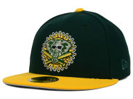 New Era MLB Oakland Custom 59FIFTY Cap Fitted Hats