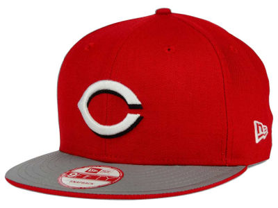 Cincinnati Reds MLB Team Reflect 9FIFTY Snapback Cap Hats