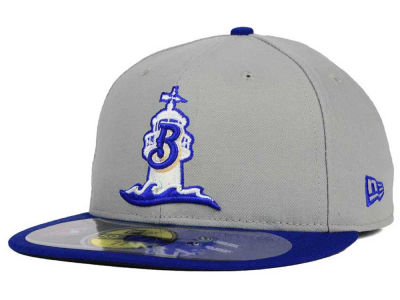 Biloxi Shuckers MiLB AC 59FIFTY Cap Hats