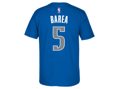 Dallas Mavericks Jose Juan Barea adidas NBA Men s Player T-Shirt ... edc704527