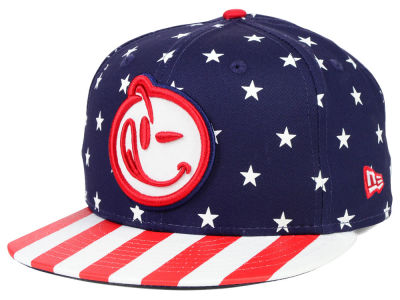 YUMS Star Spangled 9FIFTY Snapback Cap Hats